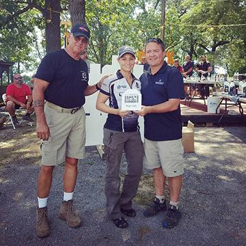 Century Arms Pro Shooter Corinne Mosher Takes High Lady at Rockcastle Pro AM