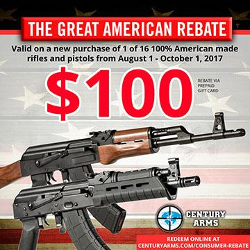 The Great American Rebate