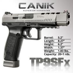 Century Arms TP9SFx Competition Pistol