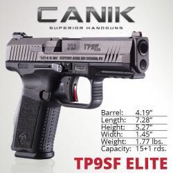 TP9SF Elite Compact Pistol