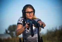 Century Arms Pro Shooter Mosher Wins High Lady at the 2017 Red Oktober Championship