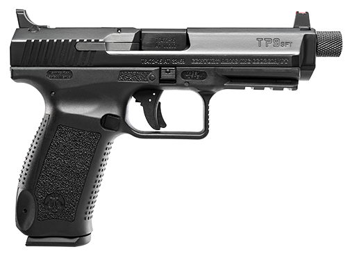 Canik TP9SFT Pistols Now Shipping