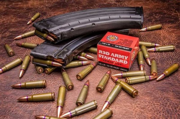 Century Arms Announces Additions to Red Army Standard Ammunition Line