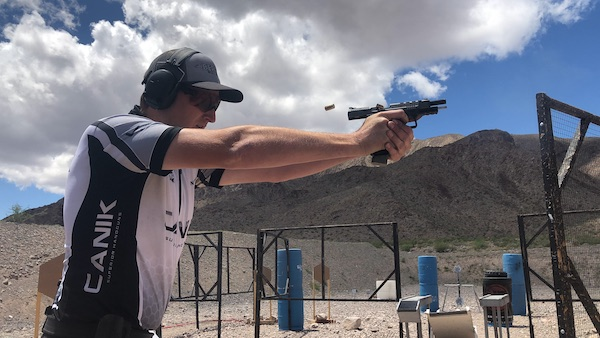 CANIK'S NILS JONASSON WINS USSL MULTIGUN CHAMPIONSHIP TACTICAL OPTICS TITLE