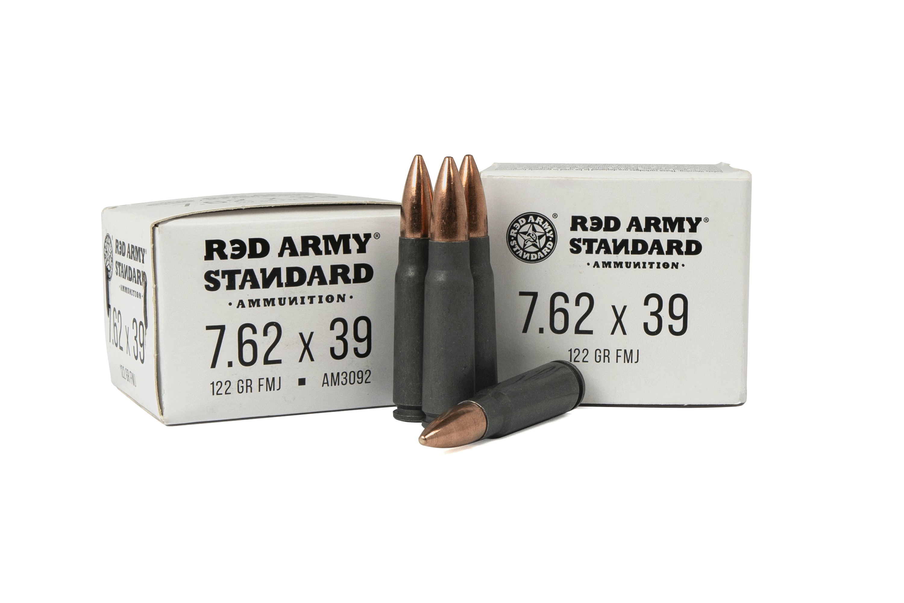 Red Army Standard Introduces A White Box Packaged Price Point Ammunition