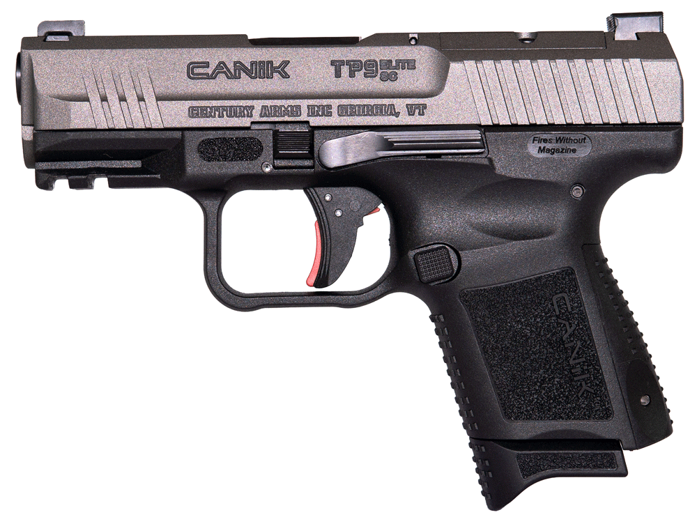 Century Arms Announces New Canik Sub Compact Pistol