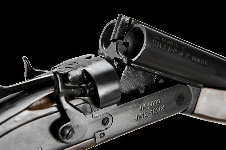 Jw 2000 Coach Shotgun 12 Ga