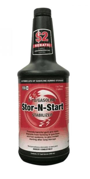 MDR® MDR550 - Stor-N-Start 8 oz. Gas Additive & Stabilizer