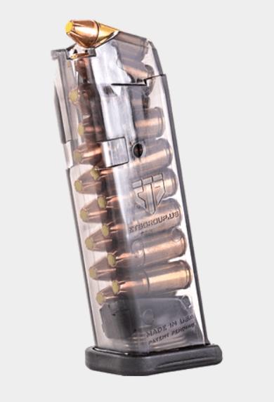 ETS Glock 19 Magazine, 10rd 9mm