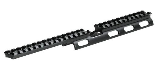 Sun Optics 1-Piece Aluminum Scope Base for Ruger 10/22