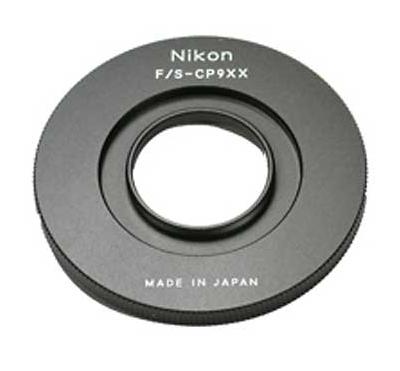 Nikon F/S-CP9XX Digital Camera Adapter for Fieldscope & Spotting Scope