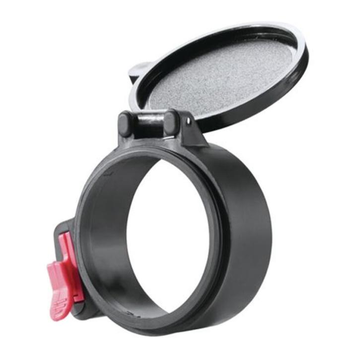 Butler Creek Flip-Open Scope Cover Eyepiece Size 03 Polymer Black