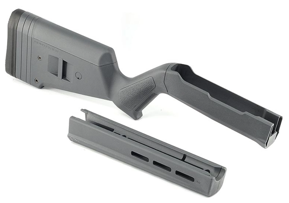 Magpul Hunter X-22 Ruger 10/22 Takedown Stock Polymer M-LOK Grey MAG760-GRY