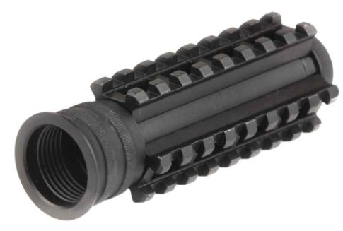 Chiappa Firearms C5 Series Magazine Extension Tactical Rail Black