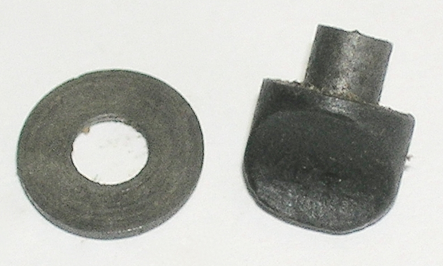 FN49 Receiver Cover Catch Washer & Catch Pin