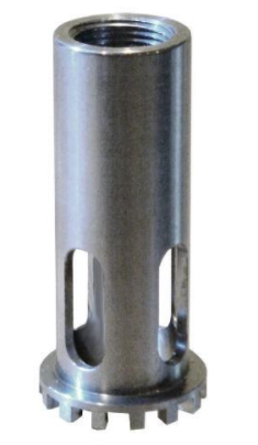Alpha Dog Silencers Replacement Piston Alpha 9 Series Suppressors Thread Rate Metric 14.5x1 Left Hand TPI Heat Treated 17-4ph