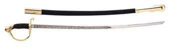 Reproduction U.S. Marine Staff NCO Sword *New Reproduction*