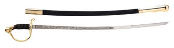 Reproduction U.S. Marine Staff NCO Sword *New Reproduction*