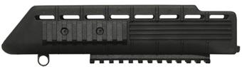 Saiga Handguard - Black w/ Rails