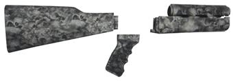 Yugo M70 PAP Rifle Stock Set *Reaper Black*, *New*