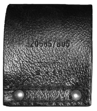 Radio Holster Clip