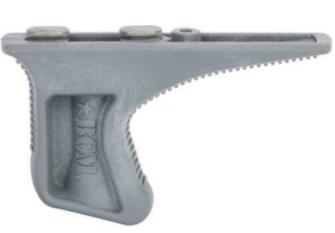 Bravo Company Kinesthetic Angled Grip KeyMod Wolf Gray
