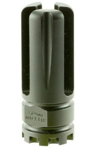 Advanced Armament AAC Blackout Flash Hider, 7.62mm 14x1LH