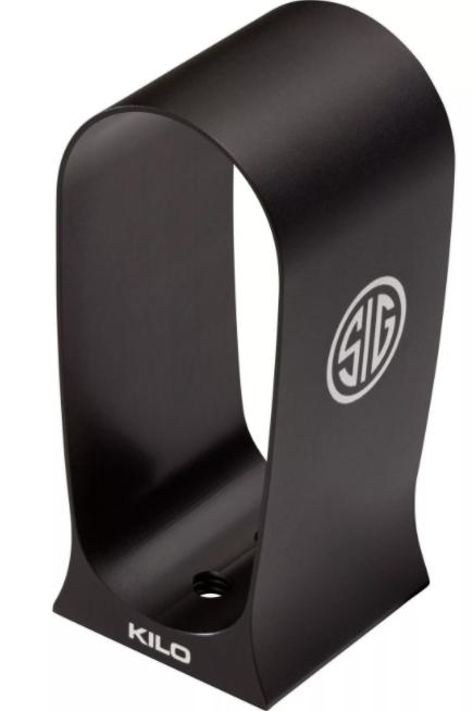 SIG Sauer Tripod Adapter Sleeve for KILO2000 Series Rangefinder Aluminum Matte Black