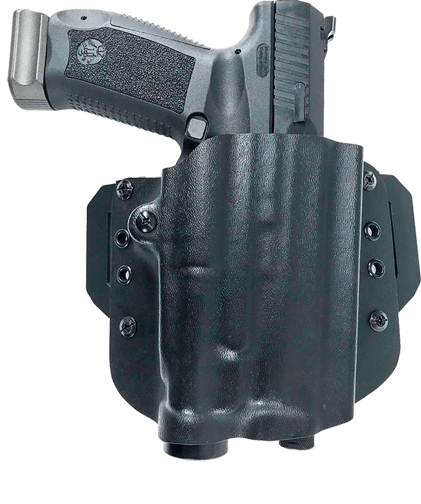 Canik 9mm OWB Holster, Right Hand for Streamlight TLR-1 HL