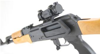 AK Micro Dot Side Mount