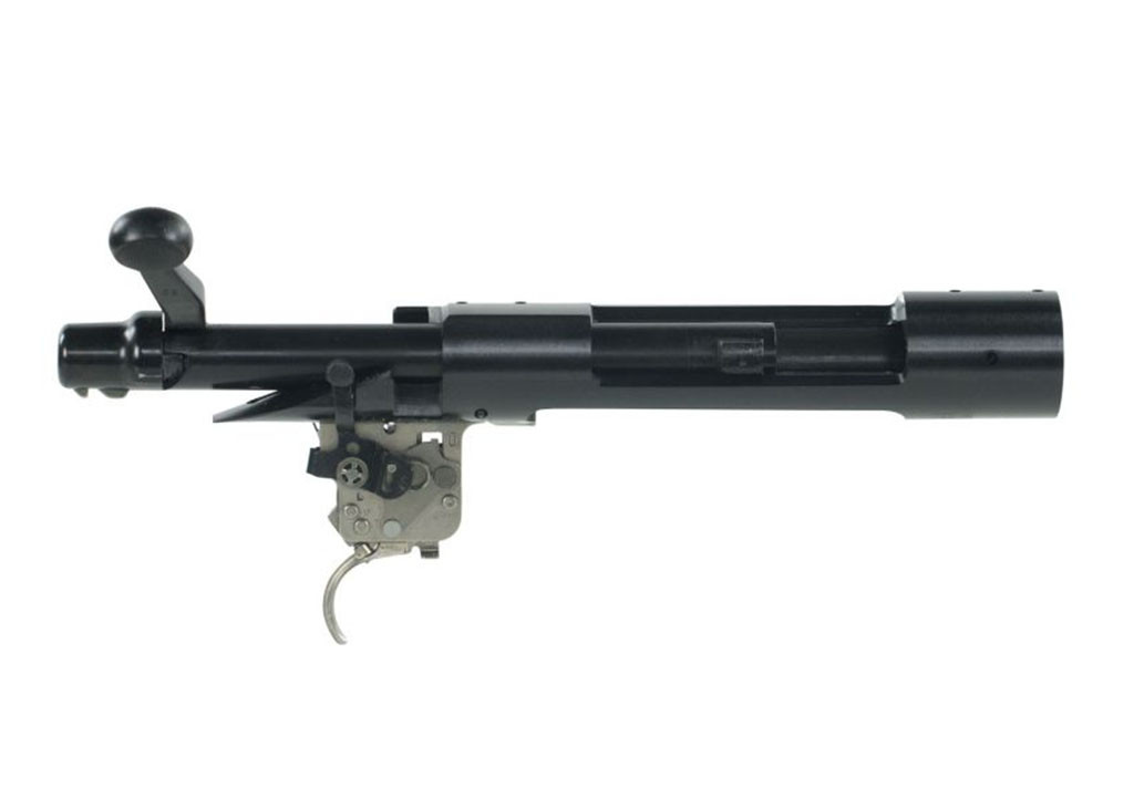 Remington 700 Long Action, Carbon Steel, Right Hand