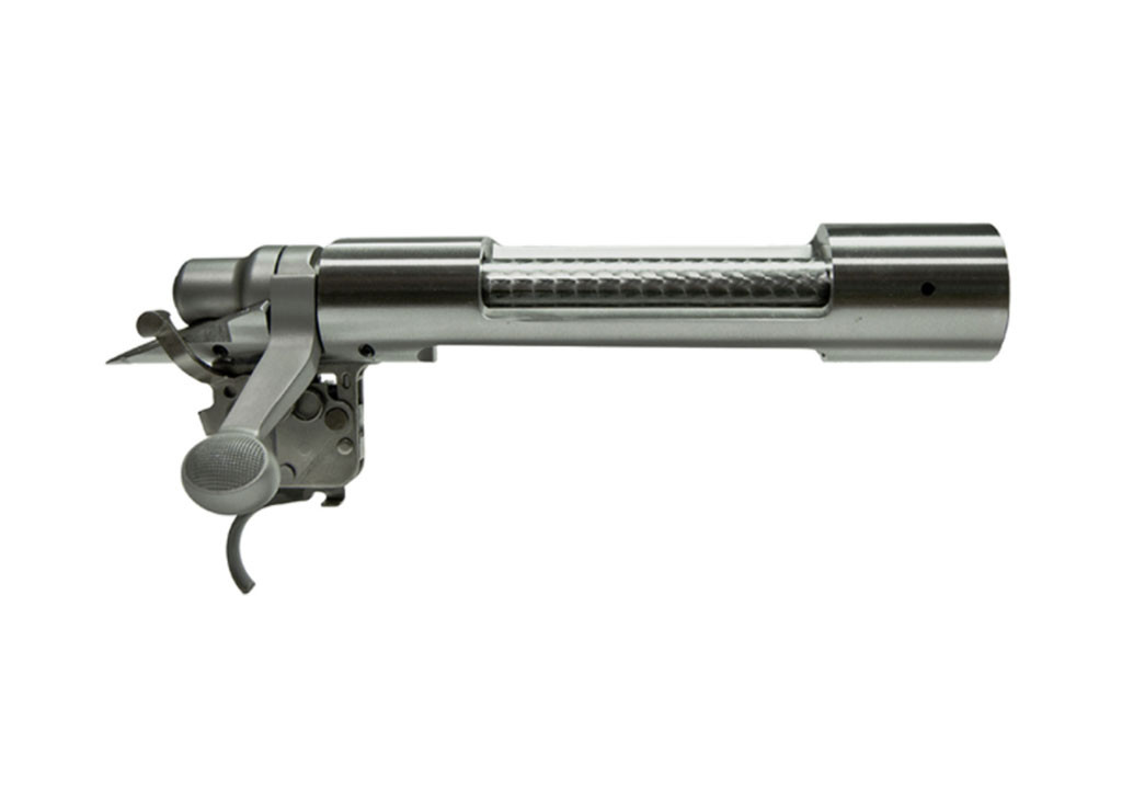 Remington 700 Long Action, Stainless, Right Hand