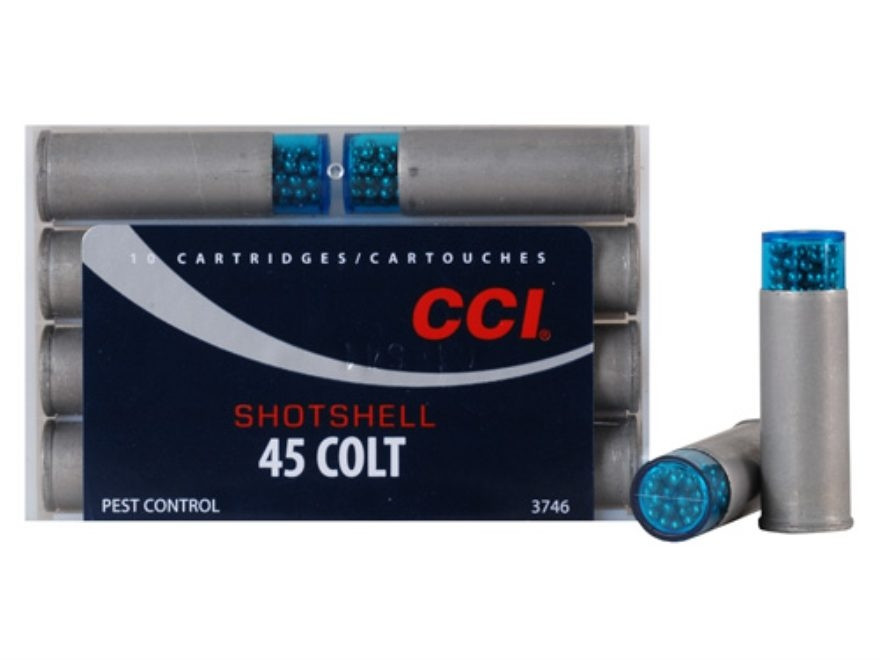 CCI Shotshell 45 COLT #9 Shot, Box of 10