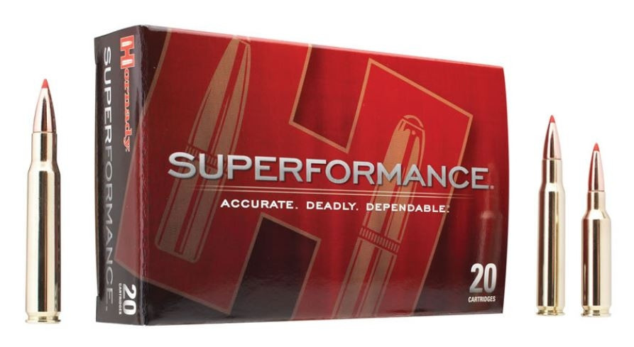 Hornady Superformance 300 Win Mag, 150 GR GMX, Box of 20