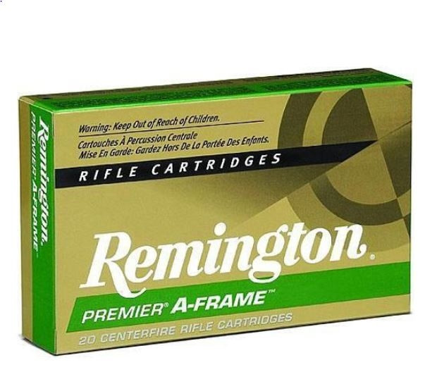 Remington Premier A-Frame 300 Win Mag, 200 GR SP, Box of 20