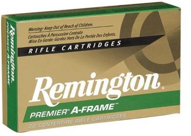 Remington Premier A-Frame 338 Ultra Mag, 250 GR SP, Box of 20