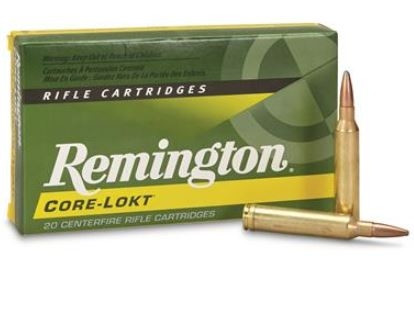 Remington Core-Lokt 7mm Rem Mag, 175 GR PSP, Box of 20