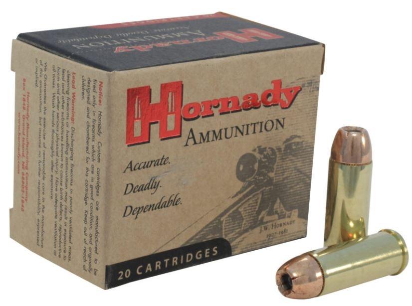 Hornady .480 Ruger 325gr HP XTP, Box of 20