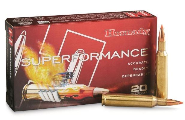 Hornady Superformance 6mm Remington, 95 GR SST, Box of 20
