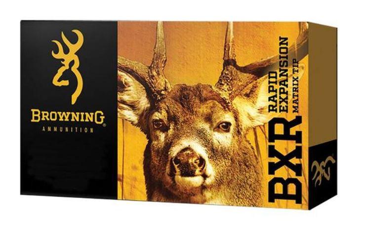 Browning BXR 270 Win, 134 GR, Box of 20
