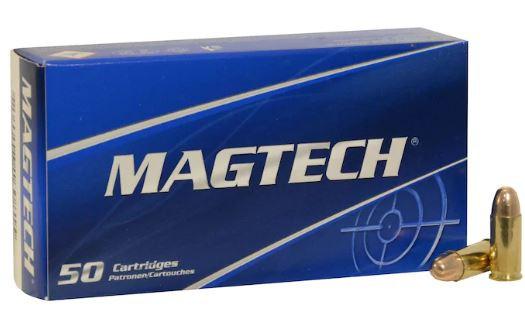 Magtech Sport 32 ACP, 71 GR FMJ, Box of 50