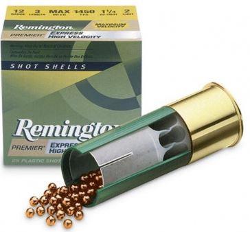 "Remington Express Extra Long Range 12 GA, 2-3/4"", Box of 25"