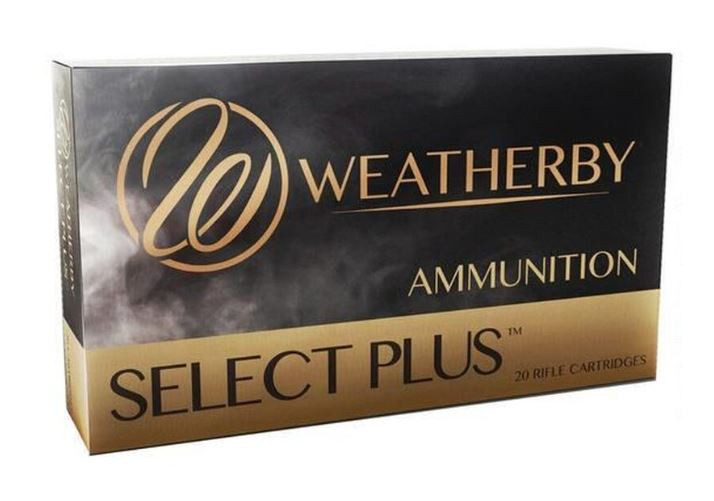Weatherby Select Plus 340 Weatherby Mag, 225 GR Barnes Lead Free TTSX, Box of 20