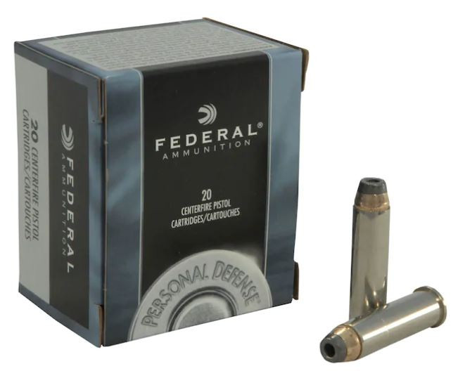 Federal Premium Personal Defense 357 Magnum, 158 GR Jacketed Hollow Point, Box of 20