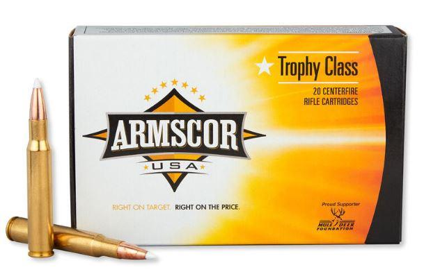 Armscor USA .30-06 SPRG Ammunition 20 Rounds PT 165 Grain