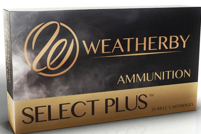 Weatherby Select Plus 300 Weatherby Magnum 180 Grain Nosler Ballistic Tip, Box of 20