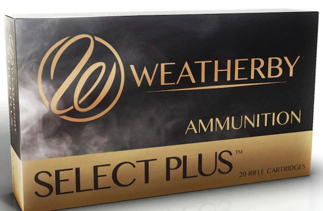 Weatherby Select Plus 7mm Weatherby Magnum, 160 GR Nosler Partition, Box of 20
