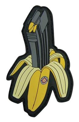 AK47 Banana Magazine PVC Patch