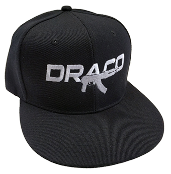 Draco Hat - Black