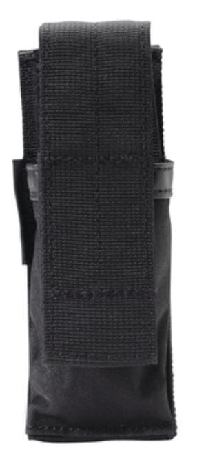 Blackhawk! Pistol Mag Pouch, Hook Backed Single Pistol Mag